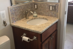 McClain Master Bathroom in Sykesville, MD