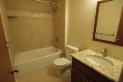 McClain Hall Bathroom