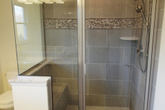 Pershing Place Master Bathroom in Marriottsville, MD