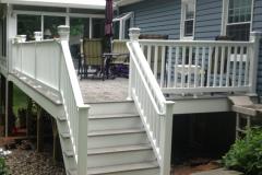 Melville Rd. - Deck