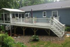 Melville Rd. - Deck in Eldersburg, MD