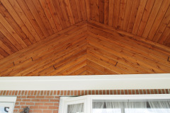 Benson Rd. - Synergy Wood Ceiling