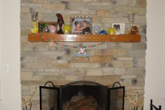 Fireplace in Frederick, MD