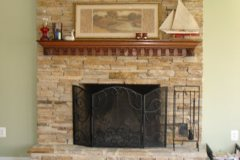 Fireplace in Sykesville, MD