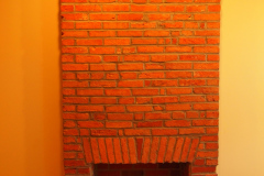 Fireplace in Baltimore City, MD