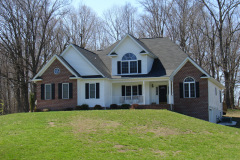 Custom Home in West Friendship, MD