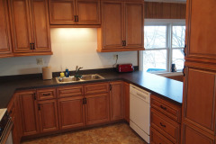 Wiles Kitchen After Renovation in New Windsor, MD