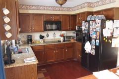 McNelis Kitchen Before Renovation