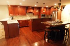 McNelis Kitchen After Renovation in Marriottsville, MD